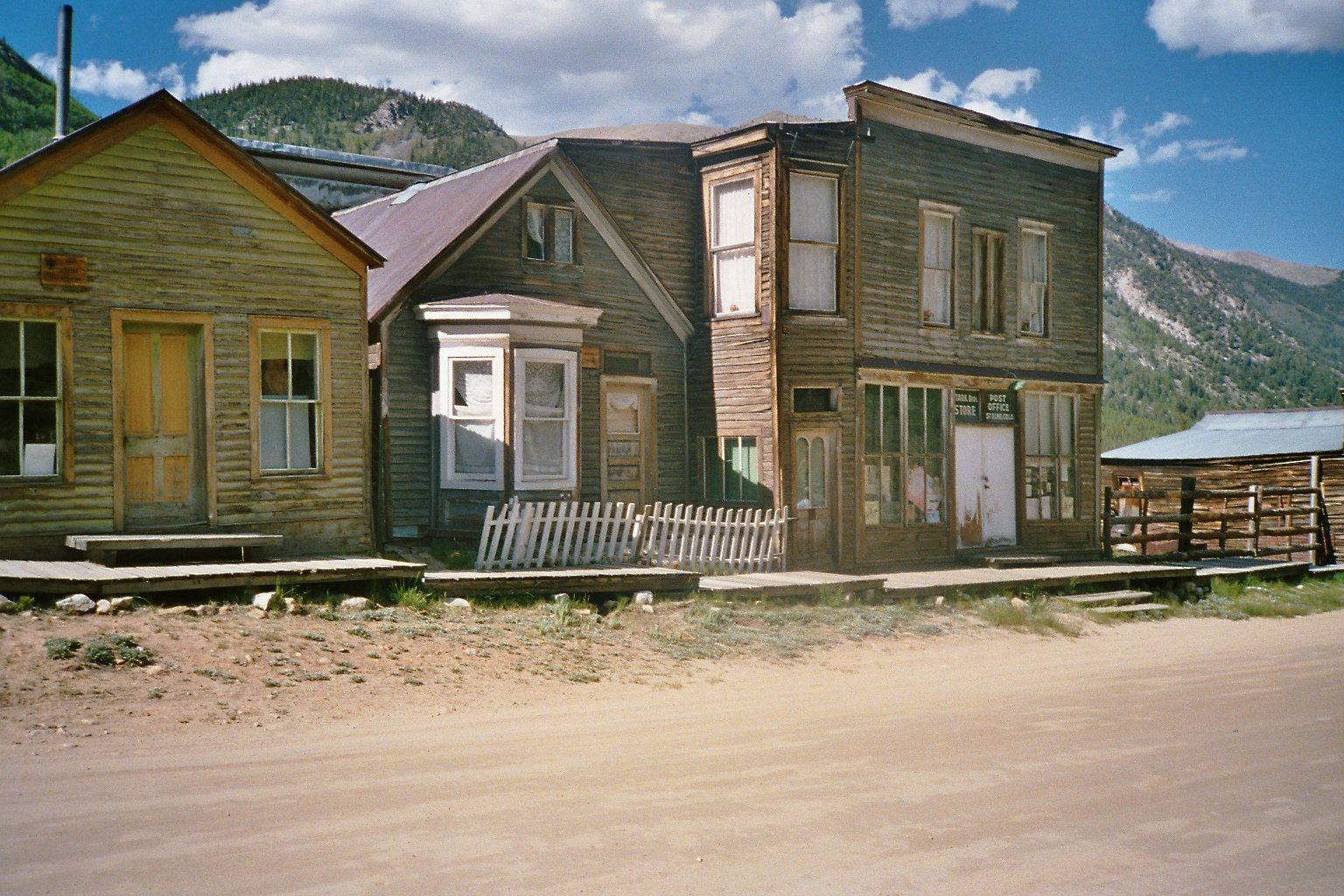 st cloud mining company winston new mexico