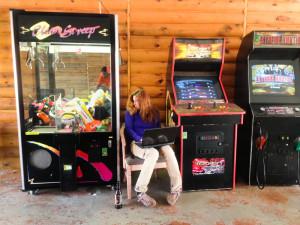 Happy Holiday Campground Arcade Room, Rapid City, SD