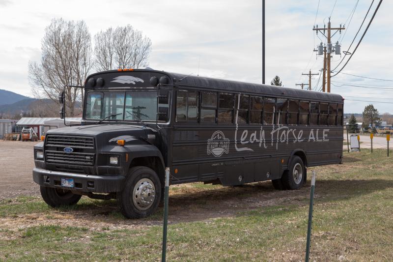 Lean Horse Ale Bus