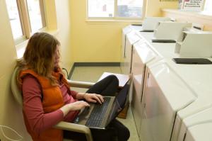 Gardiner Laundry, Closest Washing Station to Yellowstone