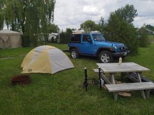 Camping Amérique Montréal Campground