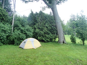 Champlain Adult Campground, South Hero, Vermont