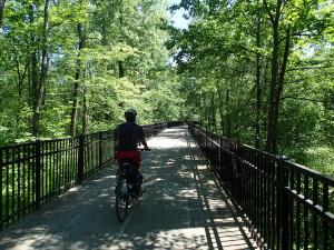 Winooski Bridge Trail