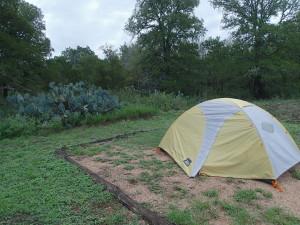 Camp site #15