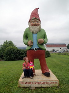 Me & Gnome Chomsky