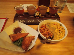 Texan-Indian Cuisine and Brews