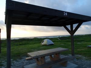 Pavilion setup - #24