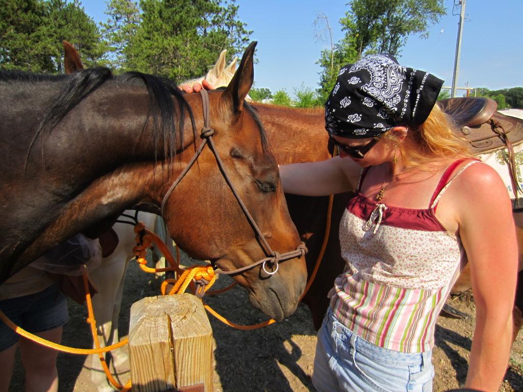 Kettle Morraine Horseback 1