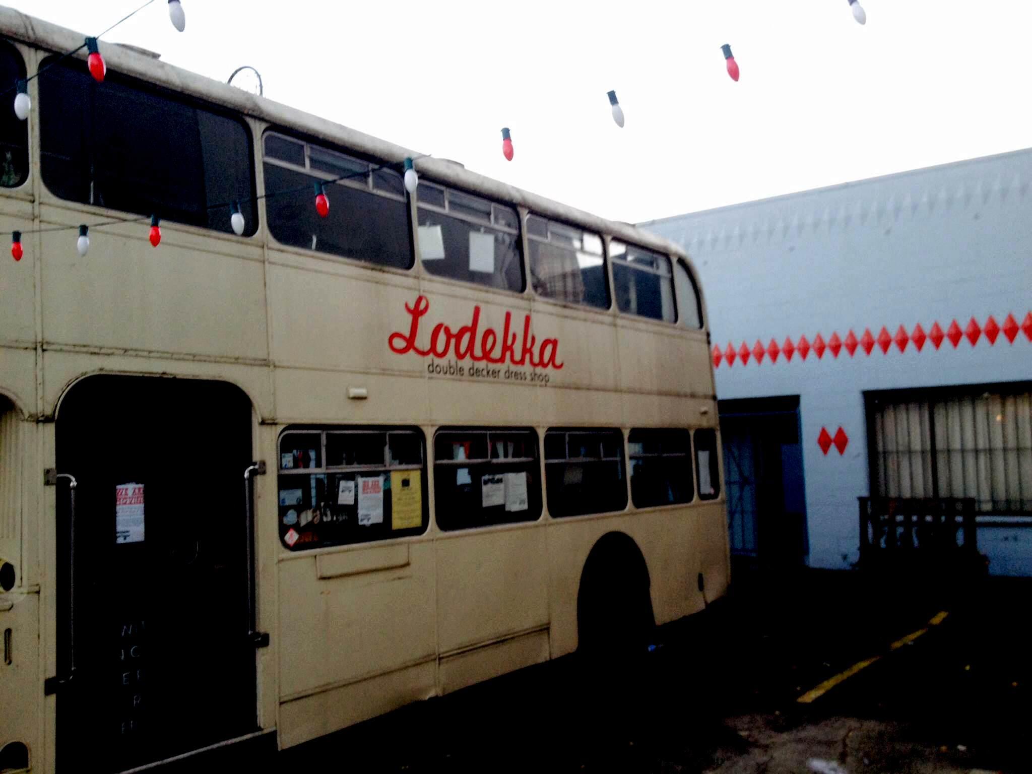 weird bus
