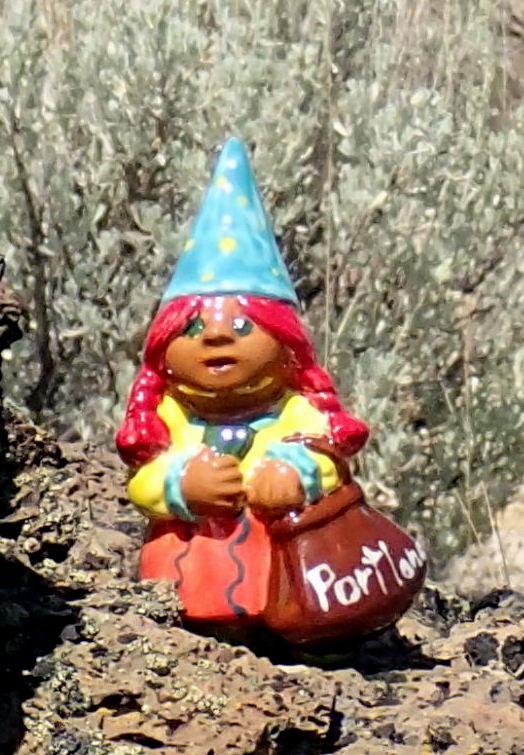 Portland gnome