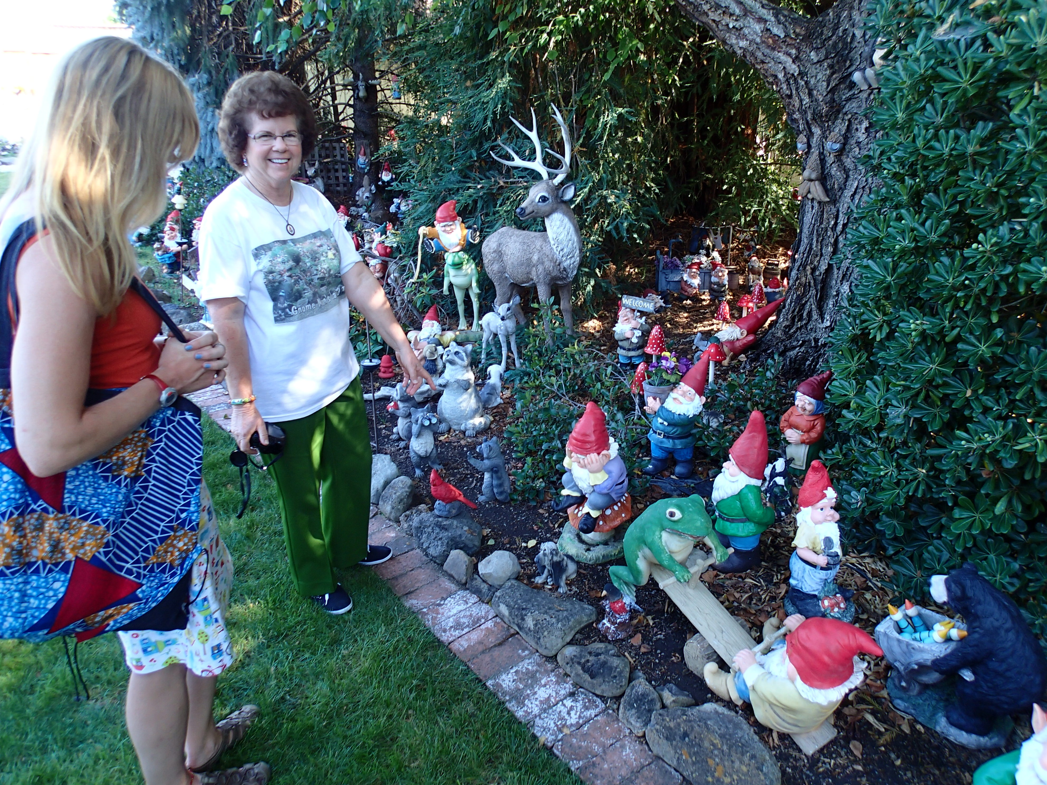 Gnome Man's Land: A California Fantasy Land 40 Years in the