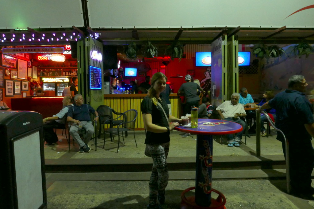 People-Watch at La Plaza del Mercado in Santurce