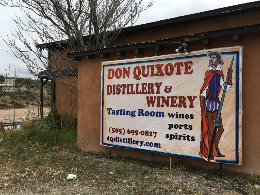Don Quixote Distillery & Winery 1