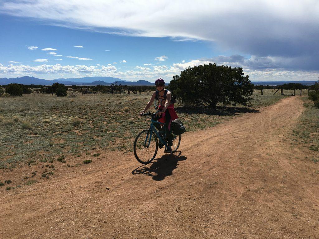 Santa Fe ride 1