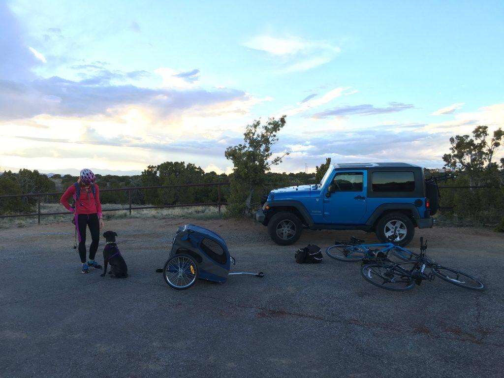 Santa Fe ride 6