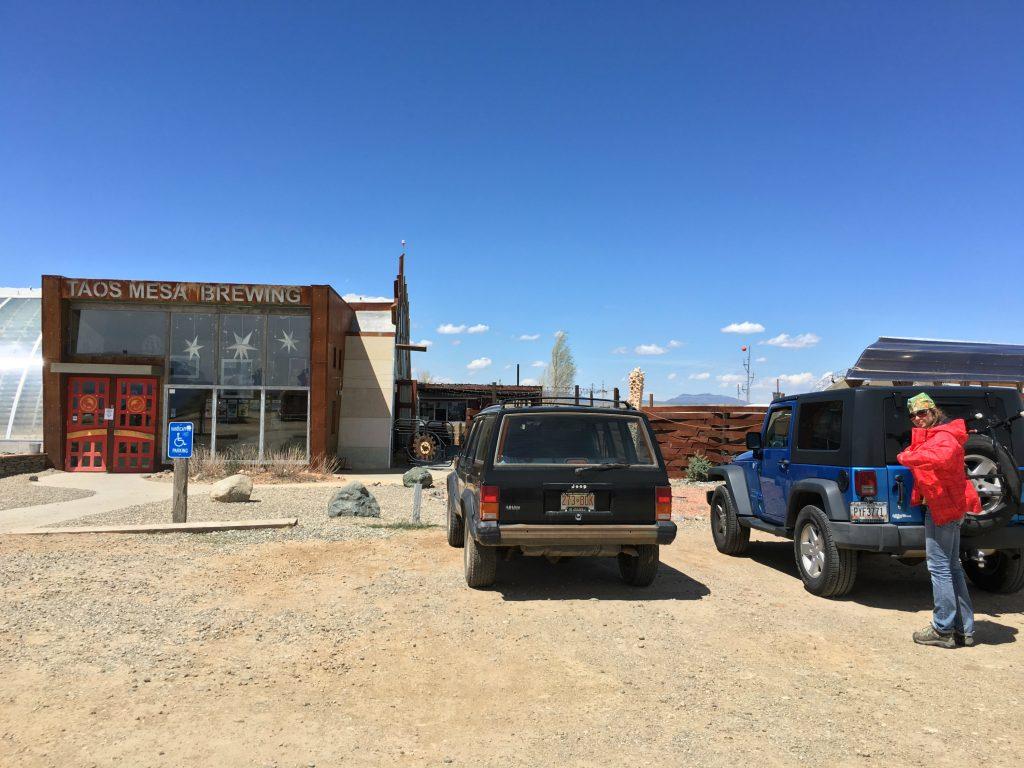 Taos Mesa Brewing 1