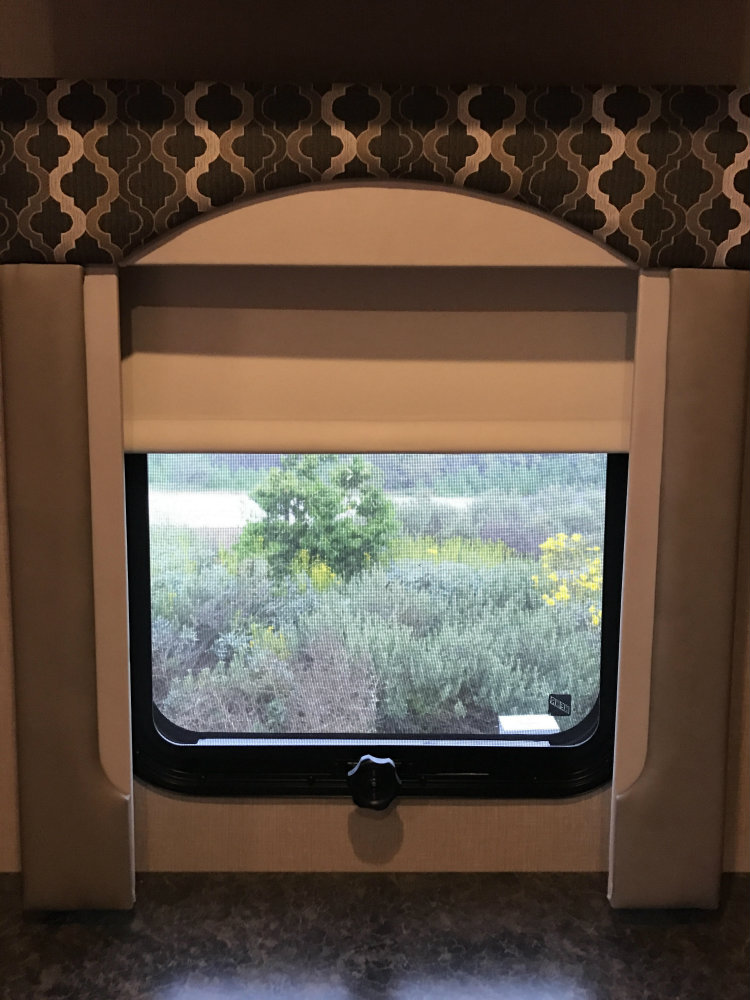 Our first diy rv project homemade curtains alyssa v nature one of my favorite things about the new rv is how many windows there are and how much natural light comes in every morning when i wake up i love to open solutioingenieria Choice Image